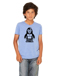 Gorilla youth blue